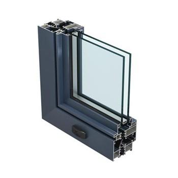 和平铝业 门窗系统造型窗系统