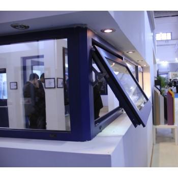 和平铝业 门窗系统独立外开窗系统