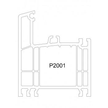 P2001 - 门框 - 70欧洲之翼系列